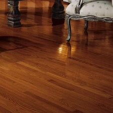 "2-1/4"" Solid Oak Hardwood Flooring in Cherry"