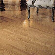 "2-1/4"" Solid Oak Hardwood Flooring in Natural"