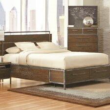 Arcadia Storage Platform Bed