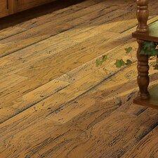 "5"" Engineered Hickory Hardwood Flooring in Old Gold"
