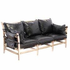O'Keeffe Leather Sofa