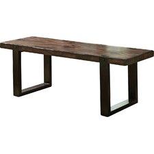 Wood Kitchen Bench