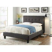 Benjamin Upholstered Panel Bed