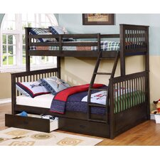 Walter Twin Over Full Bunk Bed
