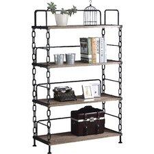 "Jodie 59"" Accent Shelves Bookcase"