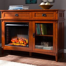 Hicks Console Electric Fireplace