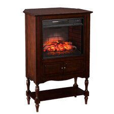 Wexford Antique Infrared Electric Fireplace