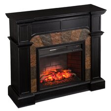 Cairns Corner Electric Fireplace