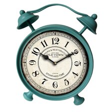 Haddam Vintage Table Clock