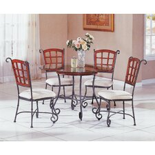 Champagne 5 Peice Dining Set