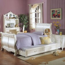 Sleigh Customizable Bedroom Set