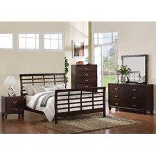 Preston Sleigh Customizable Bedroom Set