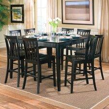 Lakeside Counter Height Extendable Dining Table