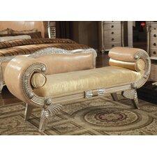 Bellavue Wood Bedroom Bench