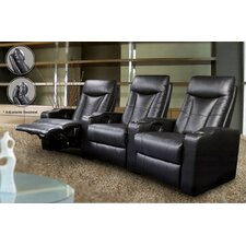 St. Helena Home Theater Seating