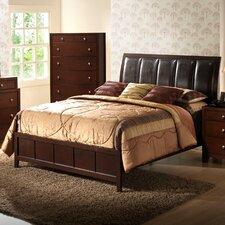 Weber Upholstered Panel Bed