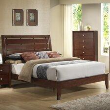 Carolina Sleigh Bed