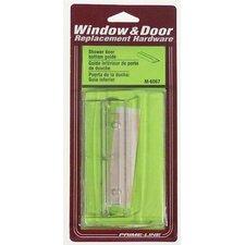 Sliding Shower Door Bottom Guide