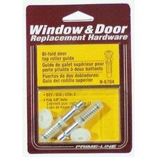 Bi-Fold Door Top Pivot Guide (Set of 2)