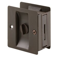 Pocket Door Privacy Lock and Pull