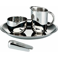 Bauhaus Sugar and Creamer Set