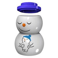 Snow Daddy Figurine / Tealight Holder