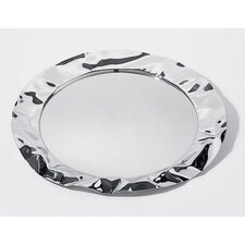 Lluis Clotet - Wrinkled Inspirations Foix Round Serving Tray