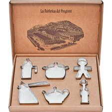 Cookie Cutters (Set of 6)