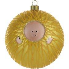 Gesu Bambino Christmas Ornament