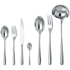 Caccia by Luigi Caccia Dominioni 3 Pronged Fork 75 Piece Flatware Set