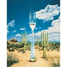 Ettore Sottsass Dessert Fork (Set of 6)