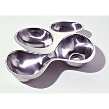 Ron Arad - Bar and Serveware Babyboop 4 Section Container Divided Serving Dish