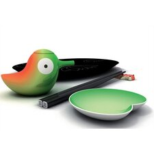 Orientales by Stefano Giovannoni Melamine Lily Pond Sushi Place Setting