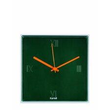 Tic and Tac Wall Clock