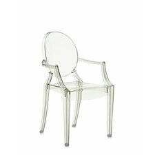 Louis Ghost Arm Chair