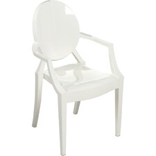 Lou Lou Ghost Child's Desk Chair