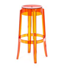 "Ghost 25.3"" Bar Stool (Set of 2)"