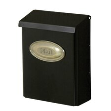 Wall Mounted Mailbox with Lock