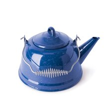 Cast Steel 3-qt. Tea Kettle