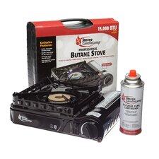 9,000-BTU Portable Butane Stove