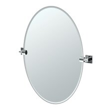 Elevate Large Oval Mirror
