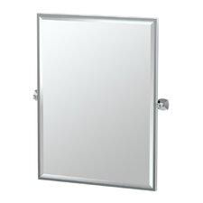 Jewel Framed Rectangle Mirror