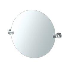 Jewel Round Mirror