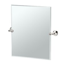 Laurel Ave Rectangle Wall Mirror