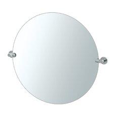Channel Round Mirror