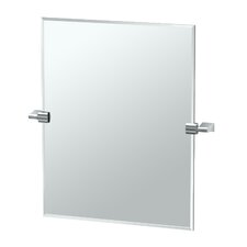 Bleu Rectangle Wall Mirror
