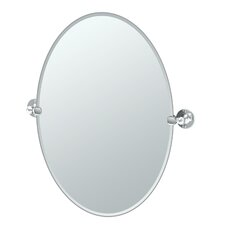 Café Oval Mirror
