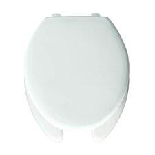 Commercial Plastic Elongated Toilet Seat