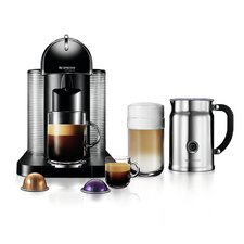 VertuoLine Coffee & Espresso Maker + Milk Frother