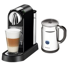 CitiZ Espresso Maker with Aeroccino & Milk Frother